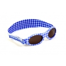 Kindersonnenbrille Adventure BabyBanz Karo