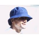 Hyphen T-Hut dunkelblau