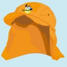 """Cap """"Krabbe"""""""